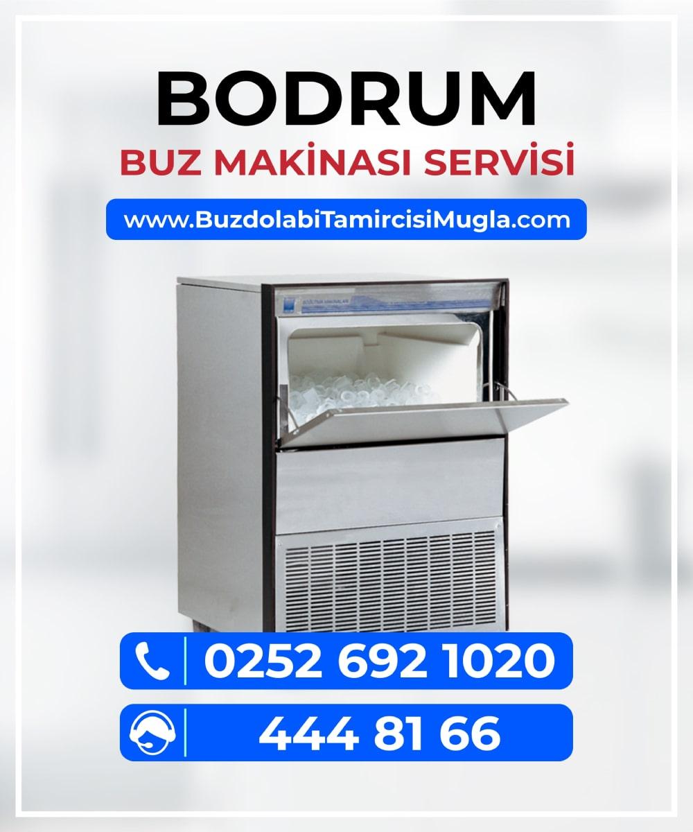 bodrum buz makinesi servisi