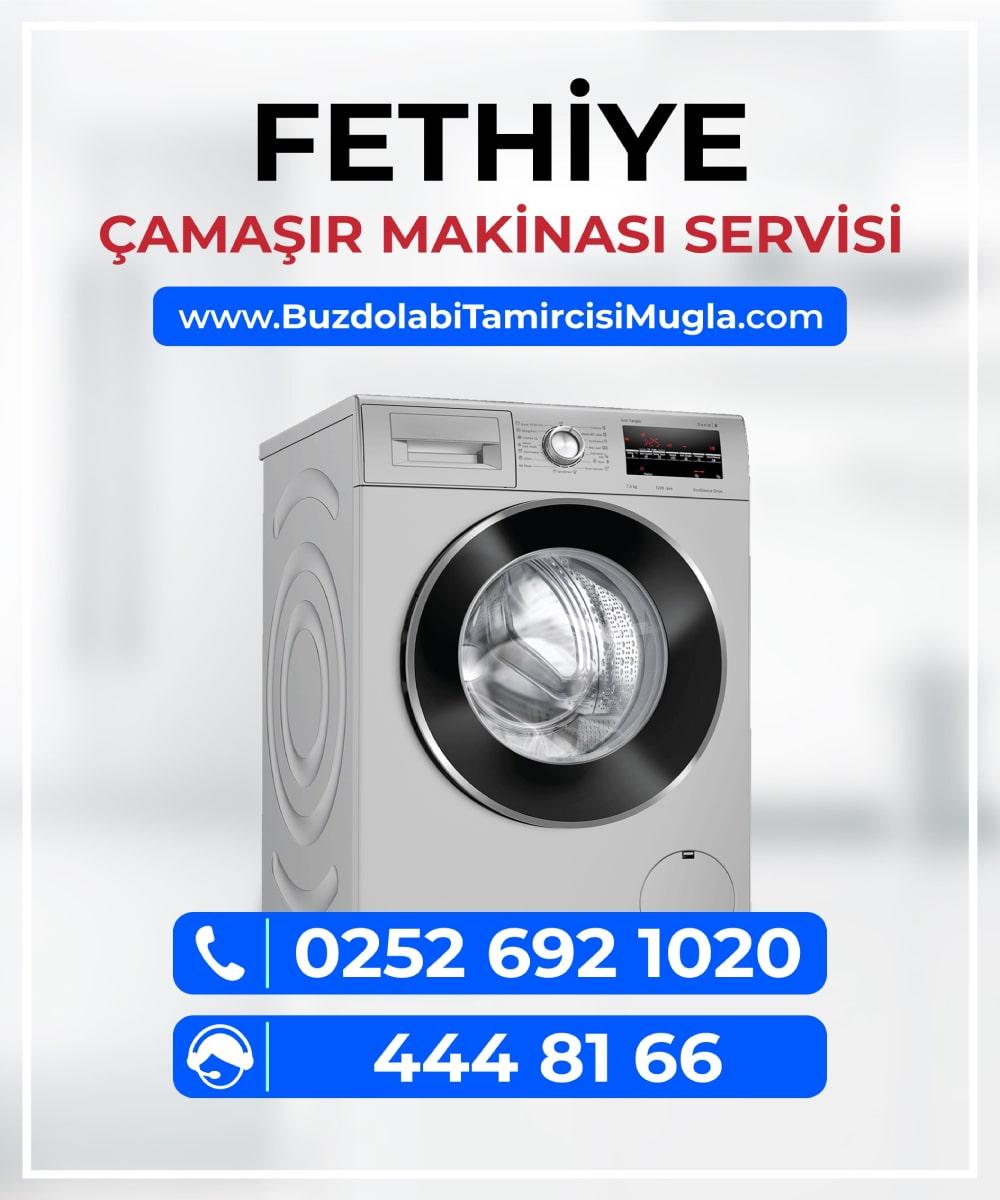 fethiye çamaşır makinesi servisi