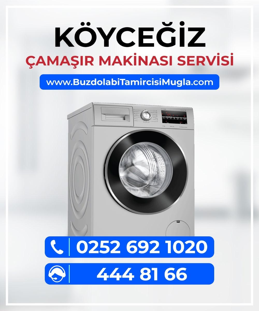 köyceğiz çamaşır makinesi servisi