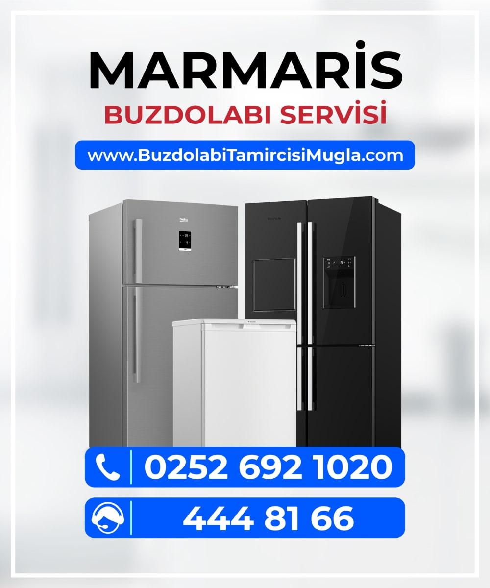 marmaris buzdolabı servisi