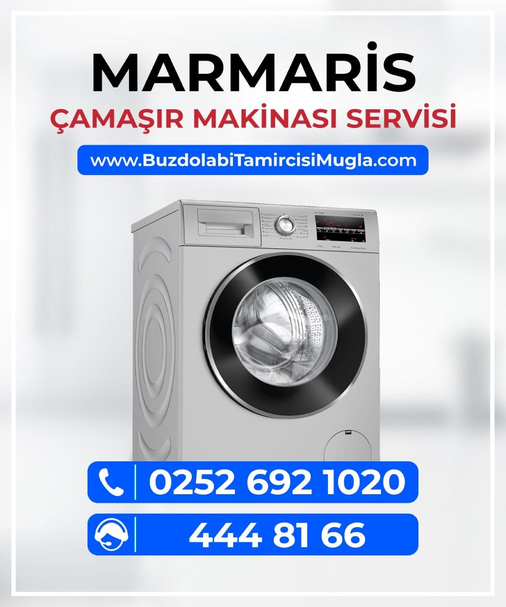 marmaris çamaşır makinesi servisi
