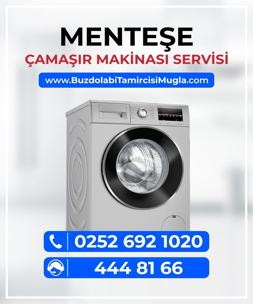 menteşe çamaşır makinesi servisi