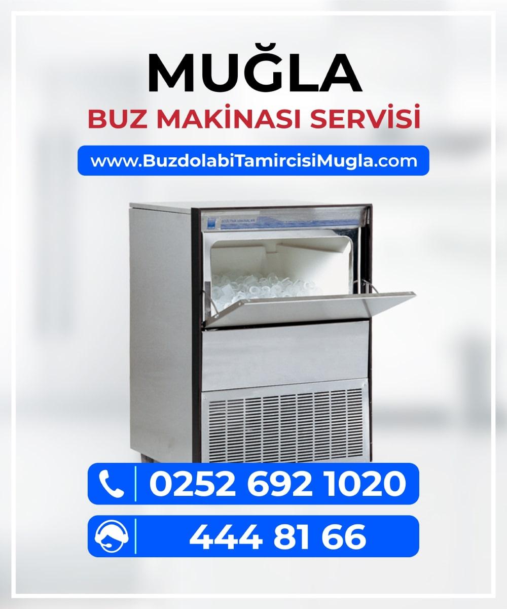 muğla buz makinesi servisi
