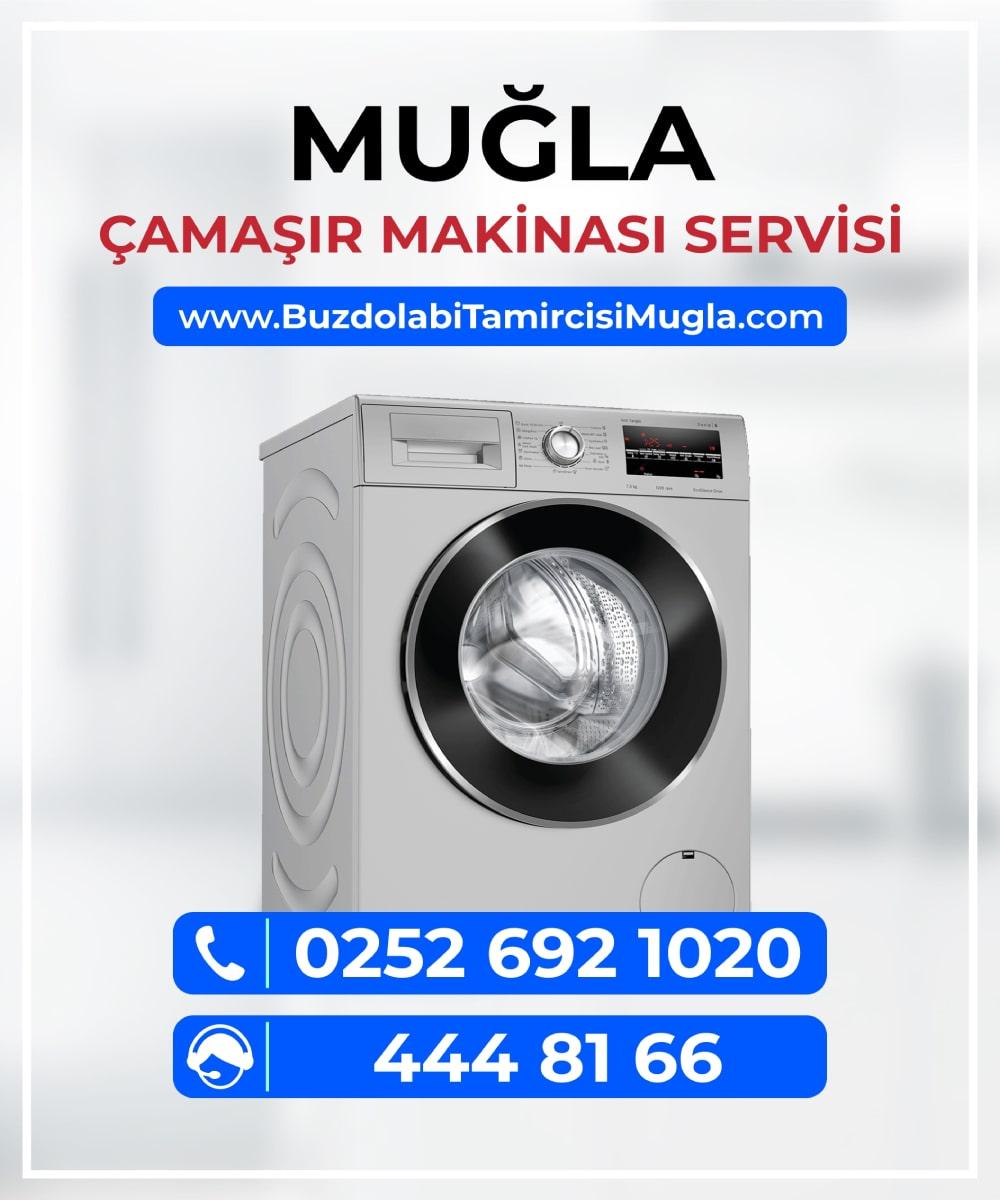 muğla çamaşır makinesi servisi