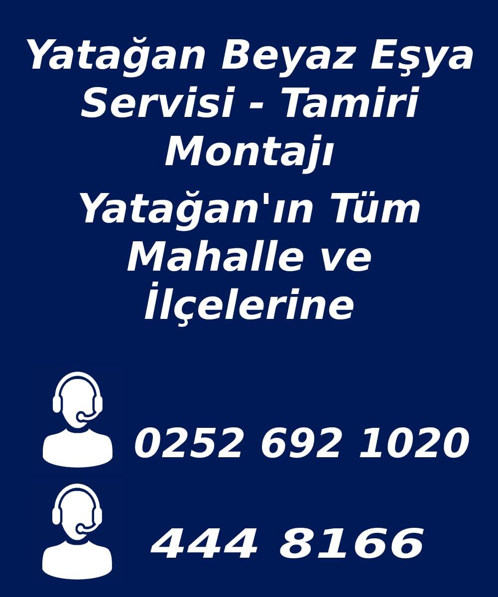 yatağan beyaz eşya servisi telefon numarası