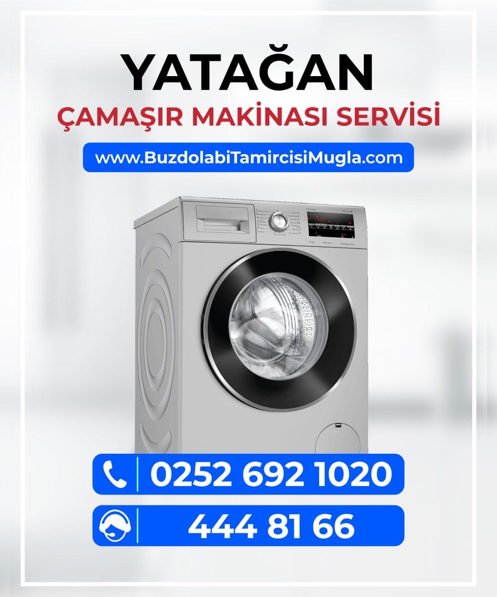 yatağan çamaşır makinesi servisi